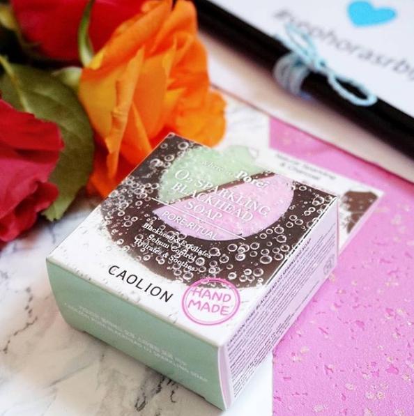 Caolion O2 мыло в подарок