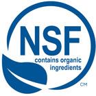 NSF Сертификат на косметику
