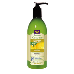 Натуральное жидкое мыло для рук