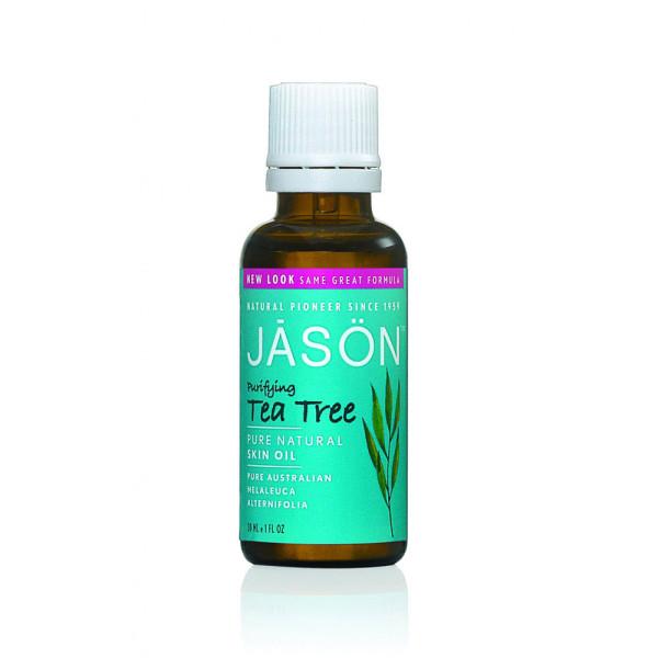 Натуральное масло для лица с маслом чайного дерева