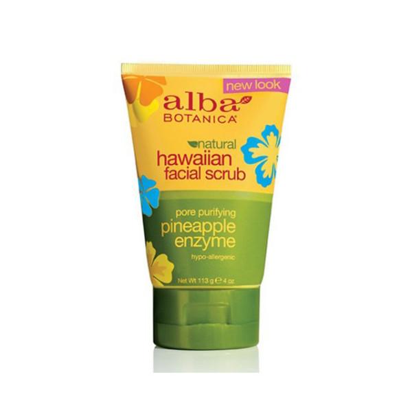Натуральный скраб для кожи лица - очищающее средство