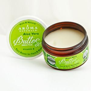 Масло Алоэ Вера Aroma Naturals