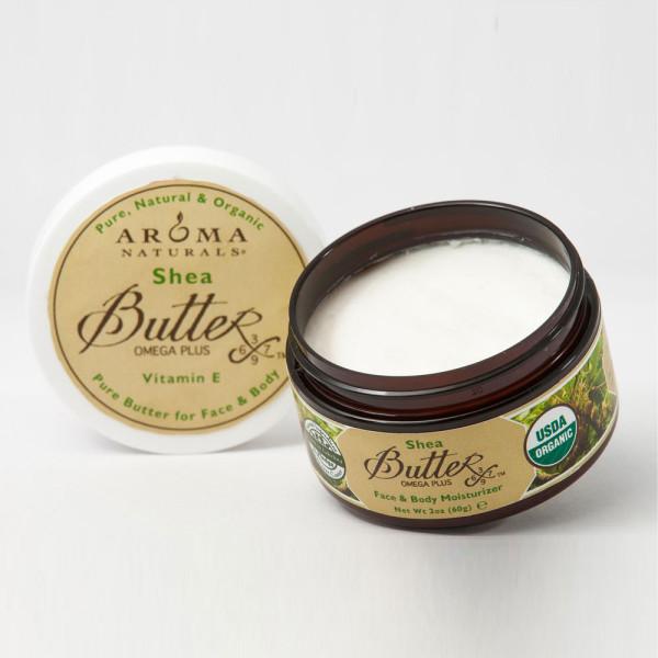 Масло ши для лица