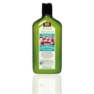 Натуральный шампунь для волос с маслом чайного дерева