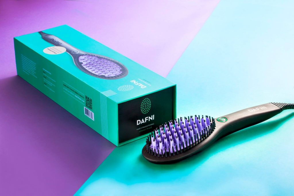 Dafni Brush расческа для выпрямления