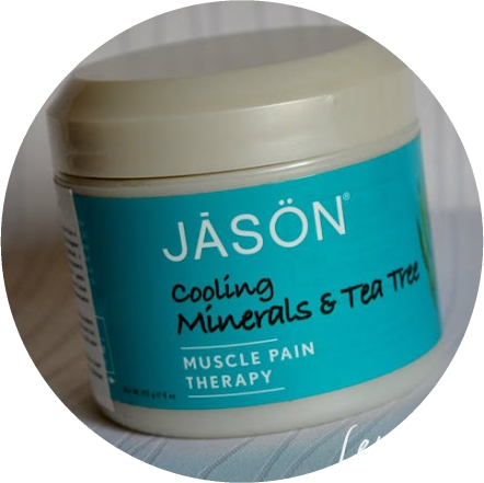 мазь jason cooling minerals tea tree