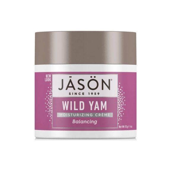 Крем с фитоэстрогенами дикого ямса Wild Yam Balancing Cream Jason