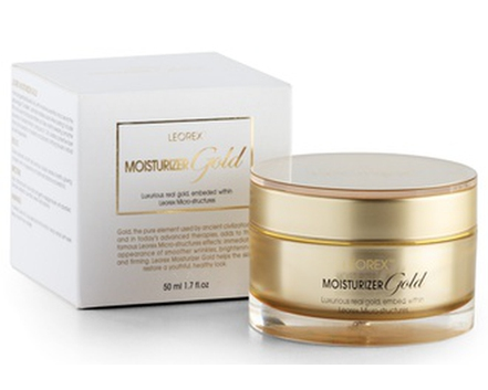 Leorex gold moisturizer creme Leorex gold moisturizer creme крем с золотом для лица
