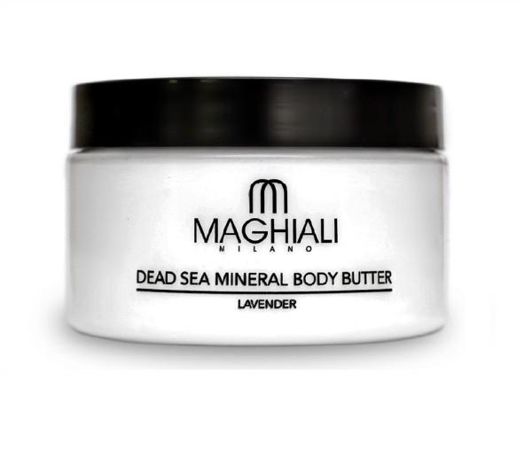 Крем-масло для тела Maghiali