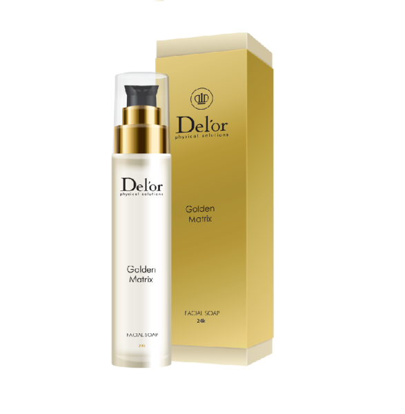 delor facial soap