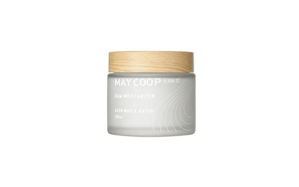 увлажняющий натуральный крем для лица May Coop