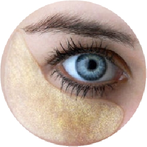 Premium Gold Hydrogel Eye Patches 2 k