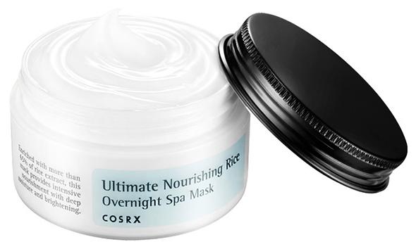 спа маска для лица cosrx с экстрактом риса