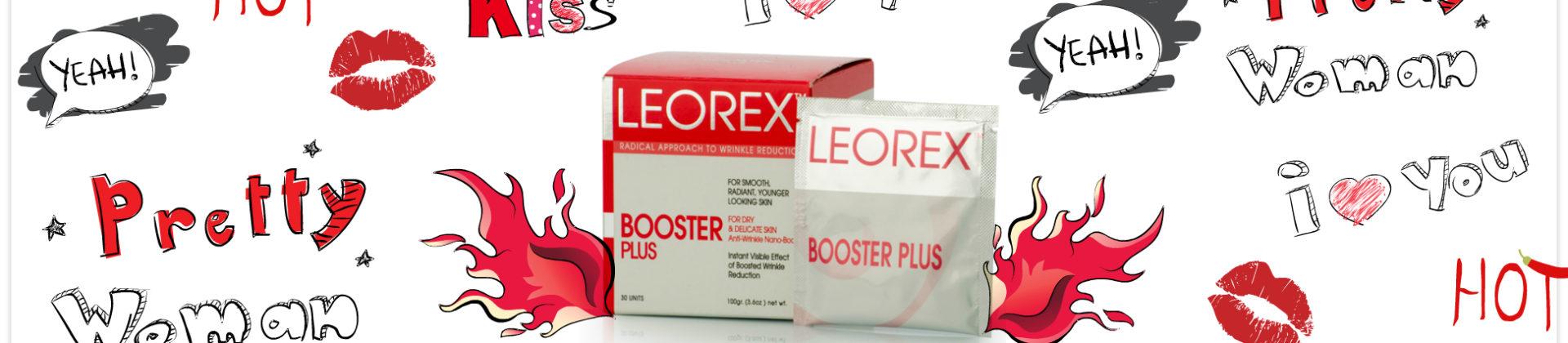 leorex booster plus