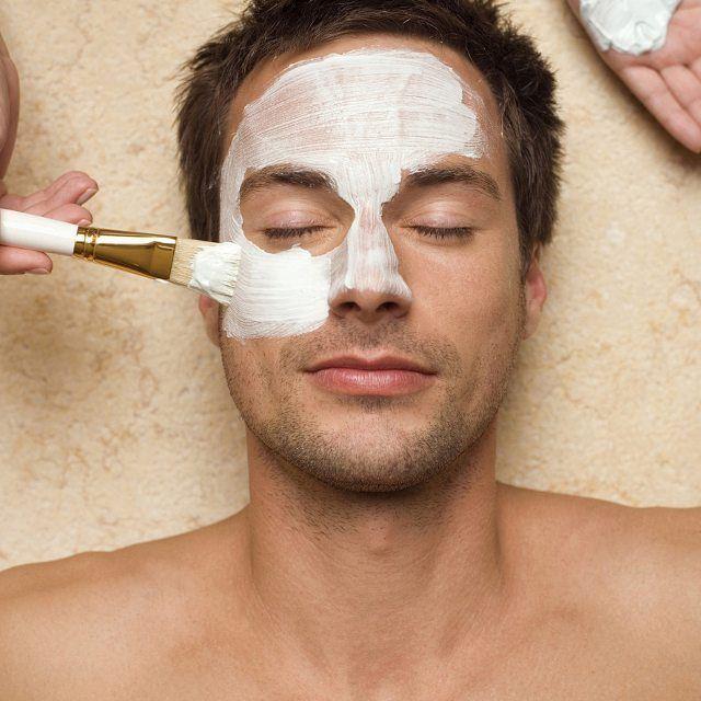 Мужская маска для лица Leorex