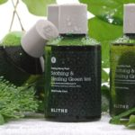 Сплеш-маска BLITHE Soothing&Healing Green Tea