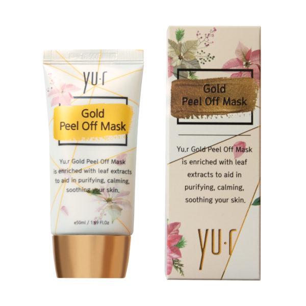золотая маска-пленка YU-R Gold