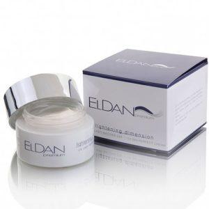 Отбеливающий крем с УФ фильтром ELDAN