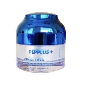 Пептидный крем против морщин с лифтинг эффектом PEPPLUS+ Wrinkle Cream