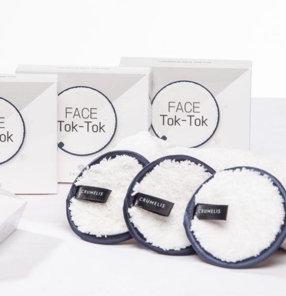 Face TokTok умный спонж для очищения кожи
