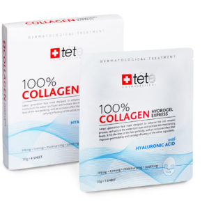 100% Collagen mask TETE