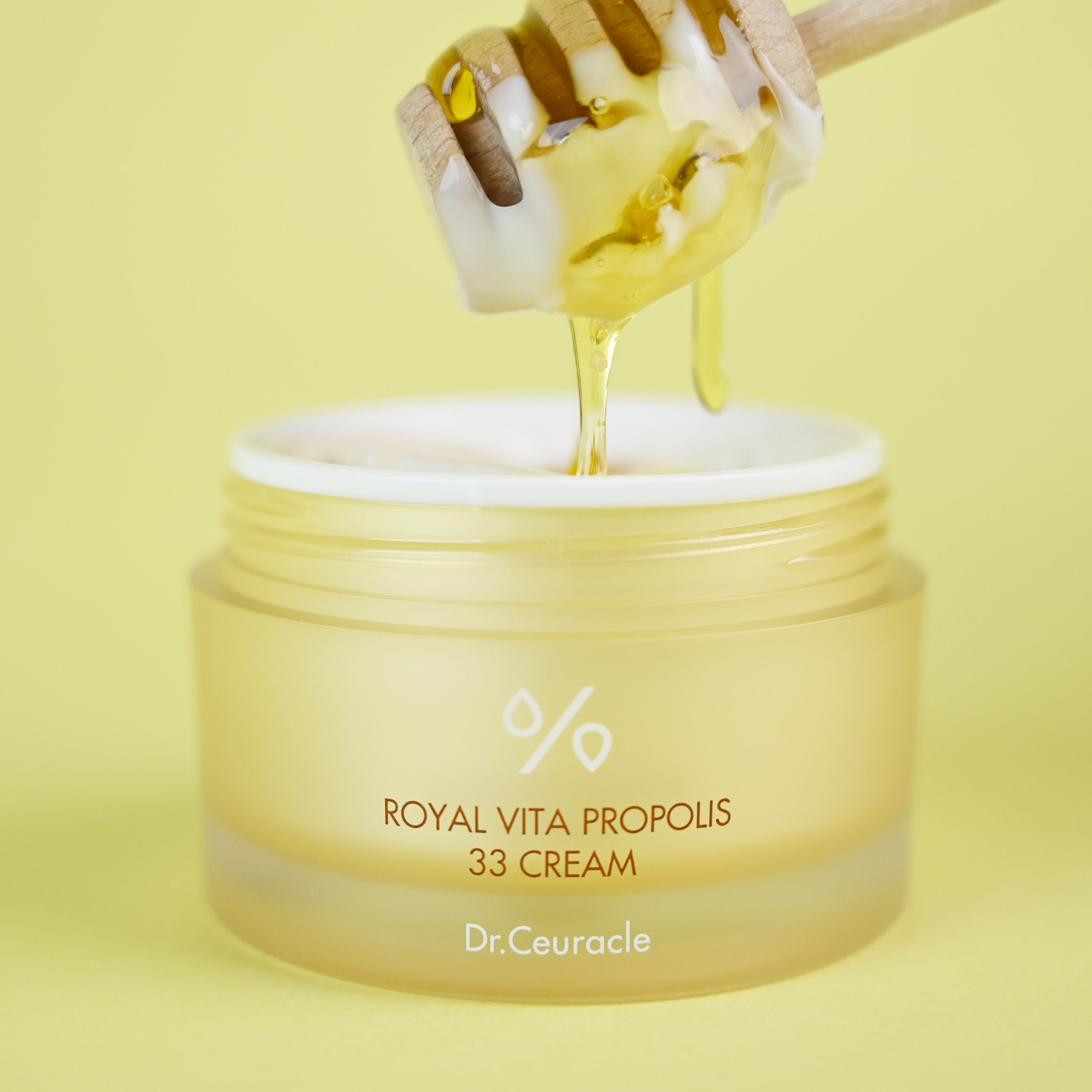 Королевский крем для лица с прополисом Royal Vita Propolis 33