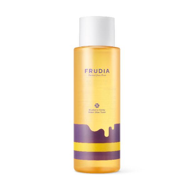 Увлажняющий тонер для сияния кожи FRUDIA с Черникой и медом 500 мл