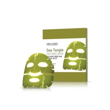 Sea Tangle Гидрогелевая маска для лица с Ламинарией и экстрактом 7-ми морских водорослей