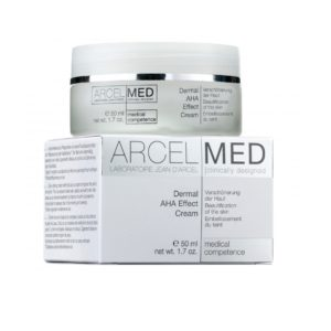Дермальный крем с AHA-кислотами и пептидами Dermal Aha Effect Cream 50мл Jean D'Arcel