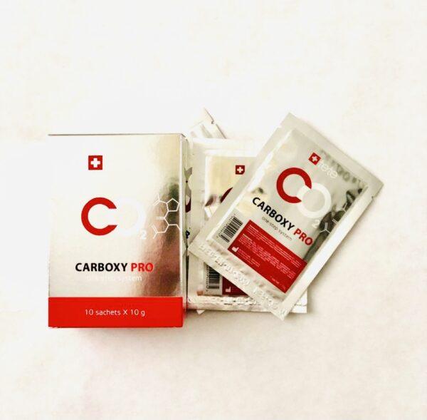 Неинвазивная одношаговая маска для карбокситерапии с пептидным комплексом CARBOXY PRO, TETE, 10 саше.