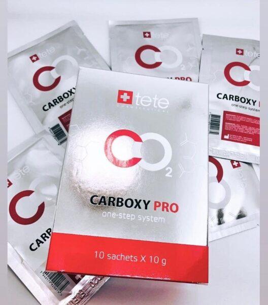 Одношаговая карбокситерапия c пептидным комплексом Carboxy CO2 TeTe