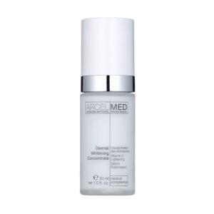 Дермальный отбеливающий концентрат от пигментных пятен ArcelMed Dermal Whitening Concentrate JEAN D'ARCEL 30 мл.