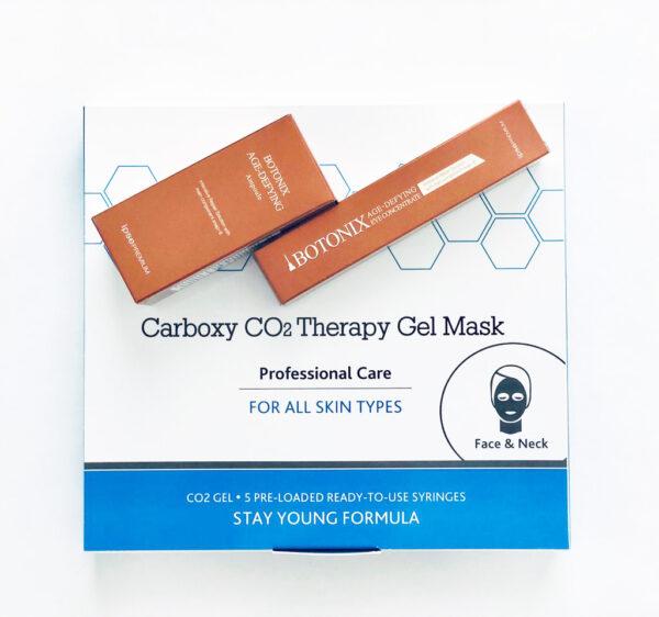 Карбокси комплекс для клеточного восстановления уставшей кожи с комплексом пептидов Carboxy Revitalizing Complex Set #3