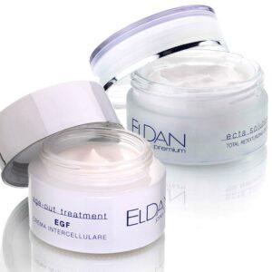 Активный регенерирующий крем EGF Premium age-out treatment Eldan Cosmetics 50 мл.