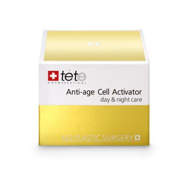 Омолаживающий крем для лица Anti-age Cell Activator TETe Cosmeceutical 50 мл.