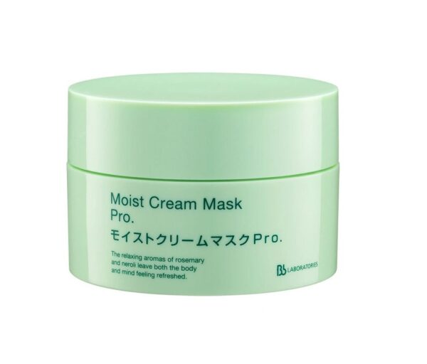 Крем маска увлажняющая восстанавливающая гидробаланс кожи Moist Cream Mask Pro BB Laboratories, 175 г