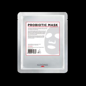 Восстанавливающая маска для лица с пробиотиками Probiotic Mask FIRST LAB 25 г., 10 шт.