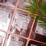 Восстанавливающая маска для лица с пробиотиками Probiotic Mask FIRST LAB 25 г., 10 шт. 2