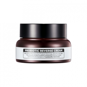 Восстанавливающий антивозрастной крем для лица с пробиотиками и коллагеновым комплексом Probiotic Reverse Cream FIRST LAB, 50 ml.