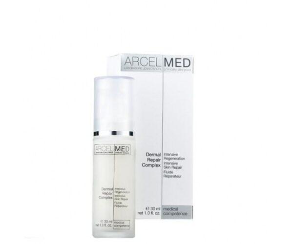 Дермальный восстанавливающий комплекс с пептидами Dermal Repair Complex ArcelMed JEAN D'ARCEL 30 ml.
