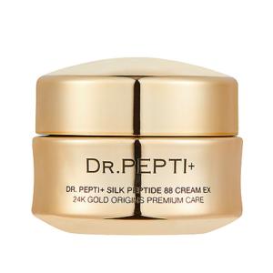 Шелковый золотой лифтинг крем с пептидами Silk Peptide 88 Cream EX DR.PEPTI+, 88 мл.