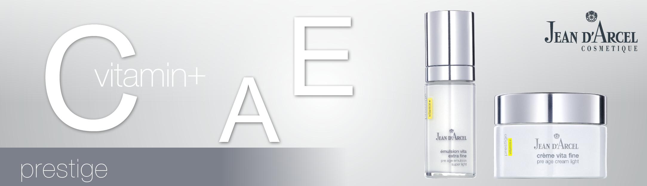 Омолаживающий лифтинг крем для области вокруг глаз Pre Age Eye Crème vita yeux JEAN D'ARCEL,30мл