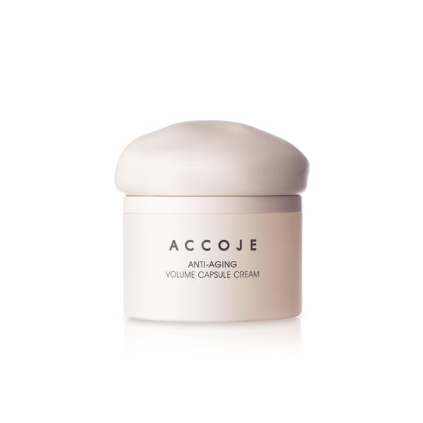 Антивозрастной капсульный крем для лица ACCOJE Anti-Aging Volume Capsule Cream 50 мл.