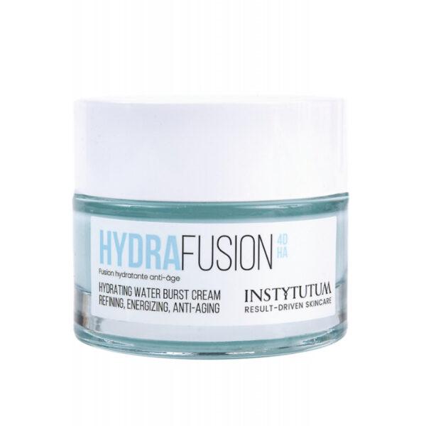 Увлажняющий гель-крем для лица с АТФ INSTYTUTUM HydraFusion 4D Hydrating Water Burst Cream, 50 мл.
