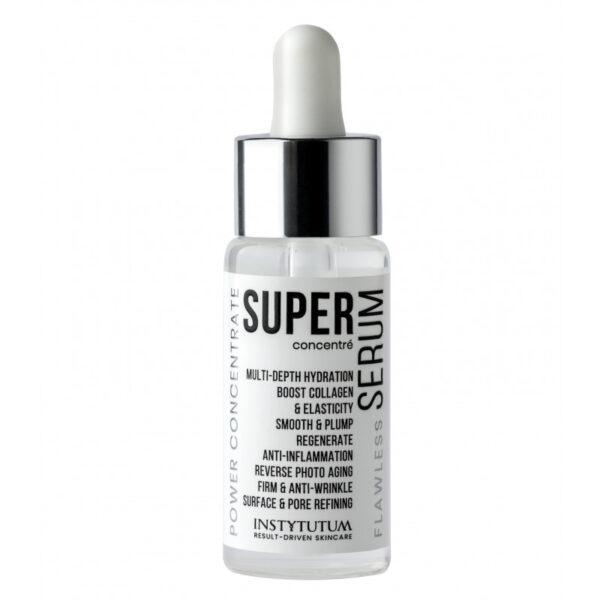 Сверхмощный антивозрастной серум сыворотка INSTYTUTUM Super Serum Powerful Anti-Aging, 30 мл.