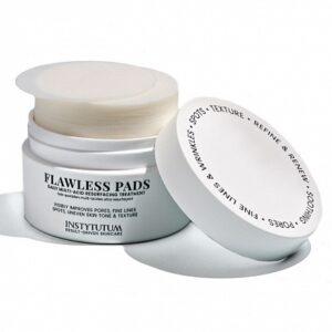 Пилинговые подушечки с кислотами для обновления кожи INSTYTUTUM Flawless pads, 60 шт.