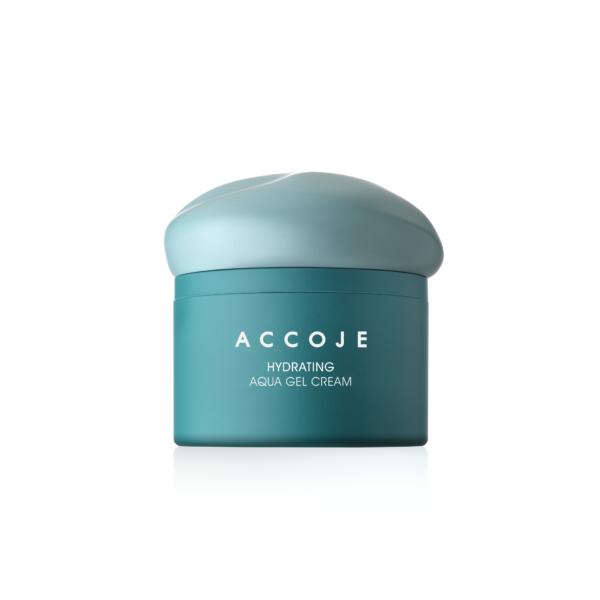 Мощный увлажняющий крем аква-гель ACCOJE Hydrating Aqua Gel Cream, 50 ml.
