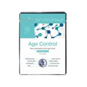 Age Control Омолаживающая маска-экзопротектор для лица и шеи EVER YANG, 10 масок.