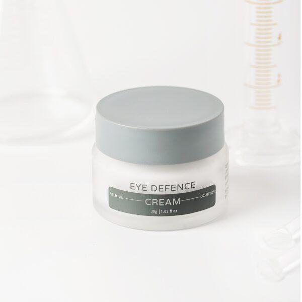Лифтинг крем вокруг глаз с пептидами и аденозином YU.R Eye Defence Cream, 30 g.