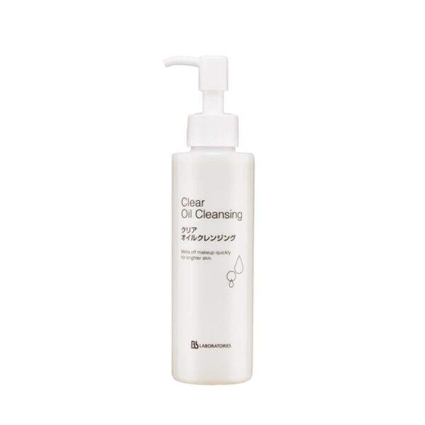 Деликатное масло для глубокого очищения и снятия макияжа Bb Laboratories Clear Oil Cleansing, 145 мл